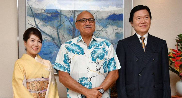 JAPAN PUSHES TO BOOST INDO-PACIFIC STRATEGY