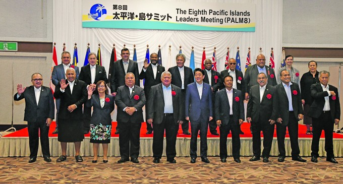 Consider Fijian Products, Bainimarama Urges Japan