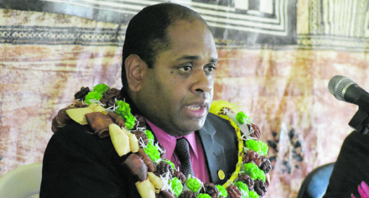 Identity Key For iTaukei, Delegates Told
