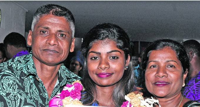 Kumar Scores First in Her Family