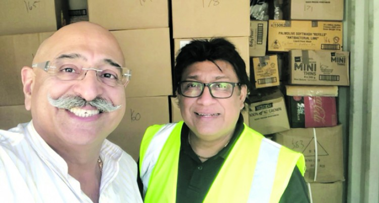 Relief Assistance For Fiji On Its Way From Auckland