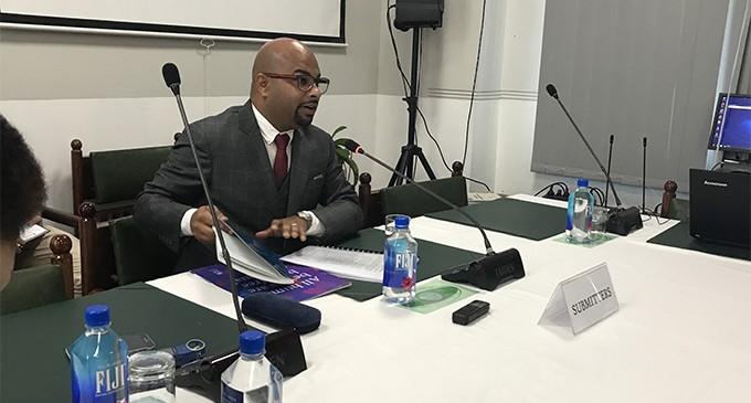 Human Rights Director Raj Supports Treaties Ratification