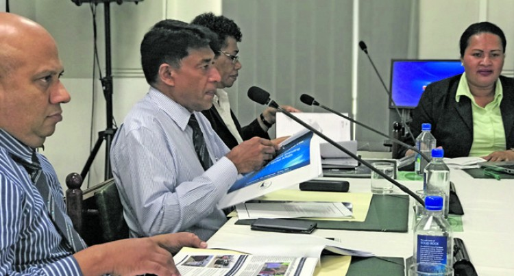 Nine Vessels Need Removing From Suva Harbour