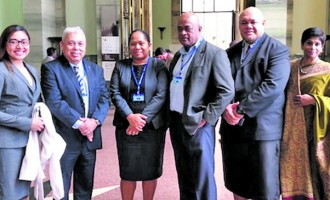 Tripartite Delegation Attends International Labour Meeting