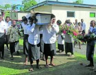 Foreshore Kill Victim Laid To Rest