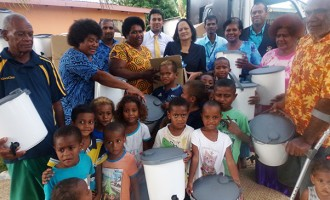 Headman Grateful For Hygiene Kits, Timely Response by Health Ministry