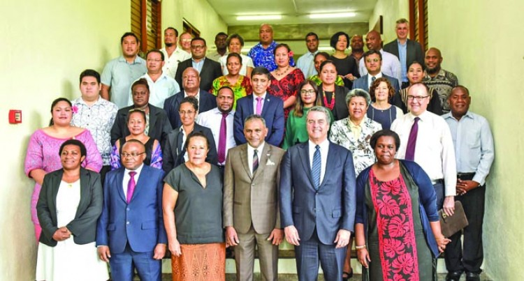 Koya Highlights PICs Trade Needs