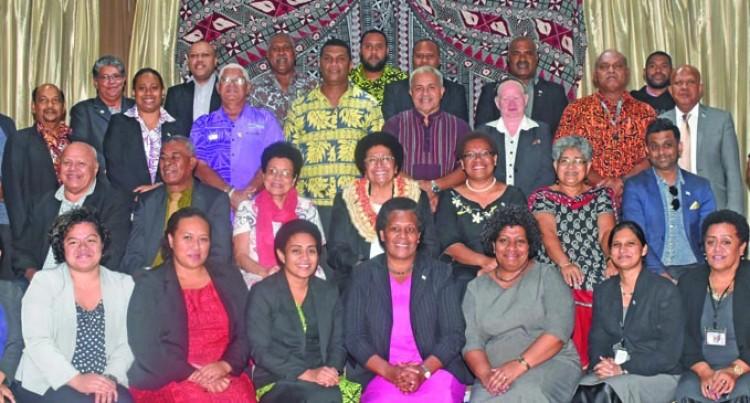 Protect Our Women MPs, Dr Luveni Tells