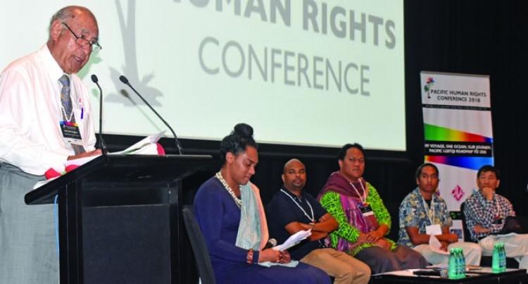 Ashwin Raj Praises Fijian  Constitution, Says Progressive