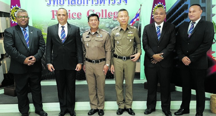 Formal Co-operation Plan With Thailand Police
