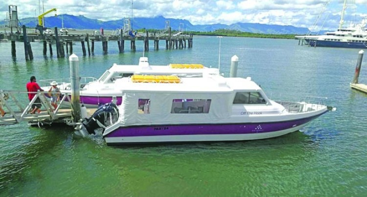 New Speed Boats For South Sea Cruises