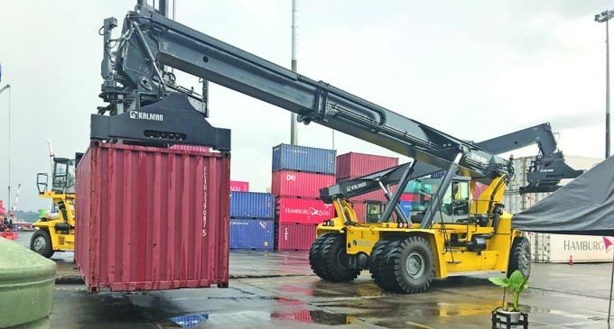 FPTL Invests $10M on Wharf Upgrade
