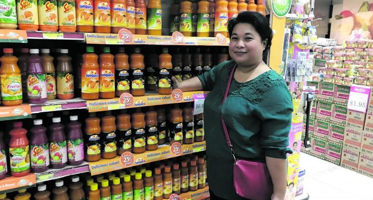 Regional Student Goes For Fresh Varieties