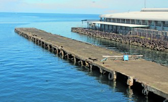 Levuka Wharf A Risk To Users: Goundar