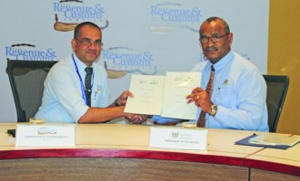 Statistics Bureau And FRCS Sign MoU