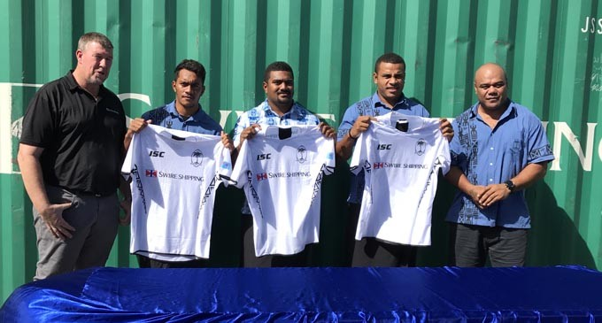 Swire Shipping Backs Fijian Warriors