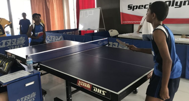 Games For Special Athletes