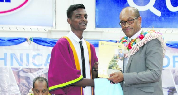 Technical College Raises Standards Of Tradesmen, Women
