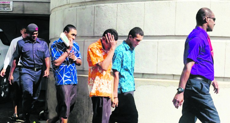 Burglary Accused Remain In Remand