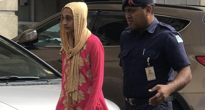 Woman Who Drove Car Into Rewa River  Referred To  St Giles