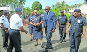 Vanuatu Police Chief Impressed With Our Operations, Conduct