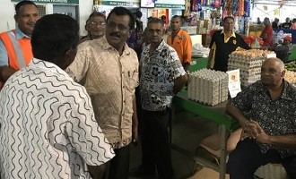Bala Orders Council To Bump Up Security