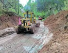 Contractors Clear Landslide To Jetty Entrance