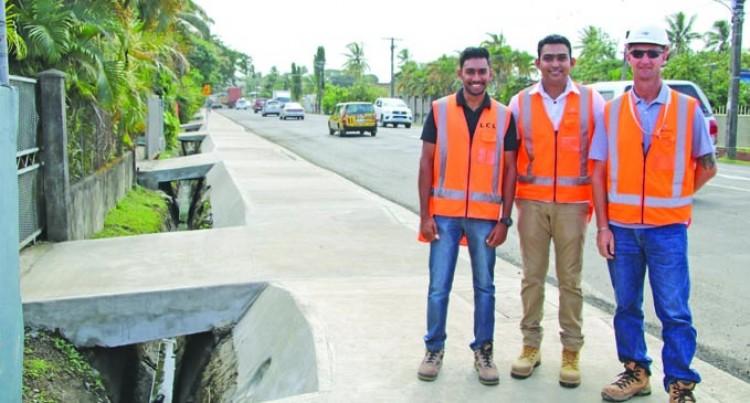 New Footpath Improves Pedestrians Safety