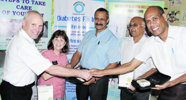Accutrend Plus Machine for Diabetes Fiji