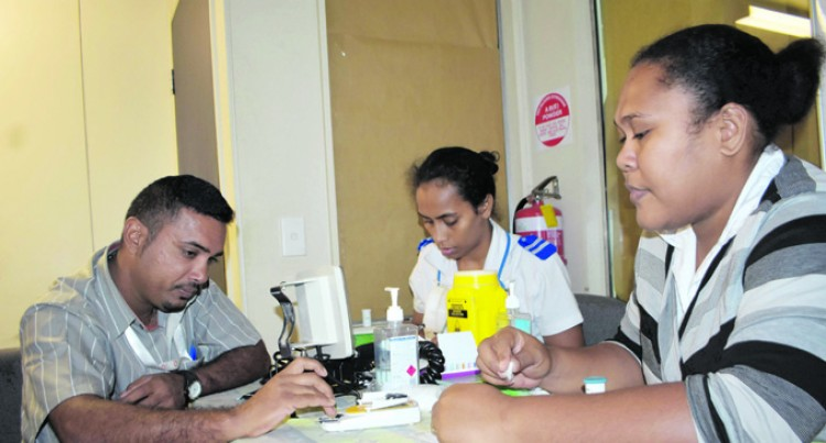 Health Checks For LTA Staff