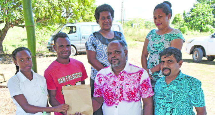 Unaisi In Tears As Help Comes From Labasa Muslim