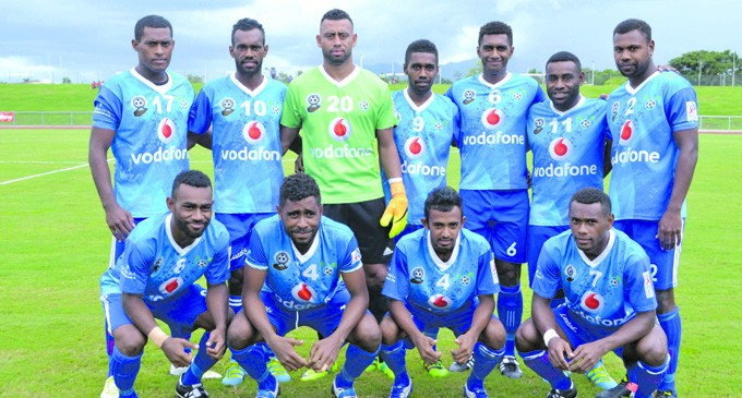 Blues Gear Up For Suva