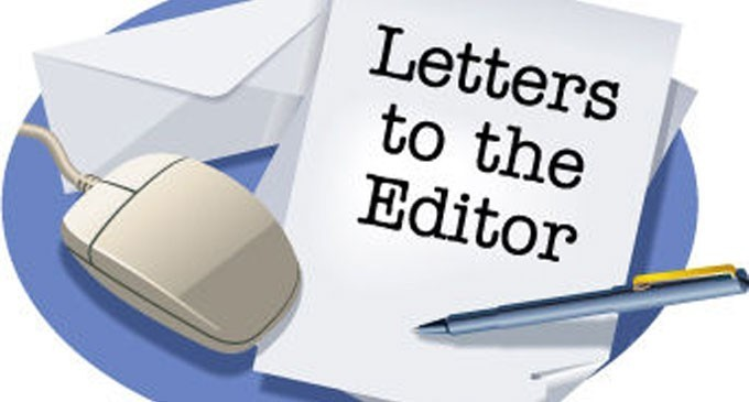 Letters To The Editor 13th June, 2018