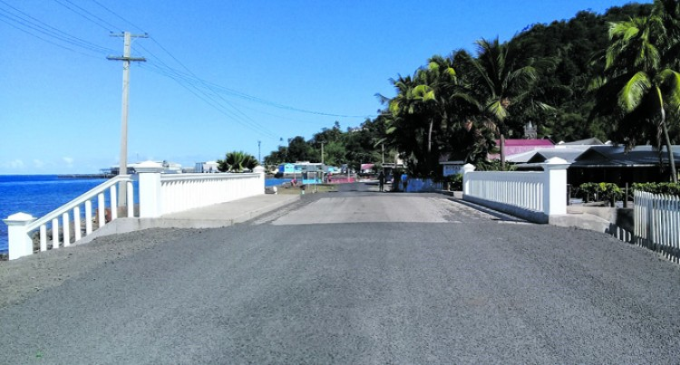 Bridges Fixed, Ovalau Circular Road Open