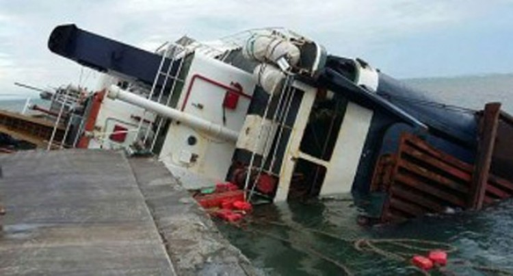 Bala Clarifies Sunken Ship Issues In Levuka