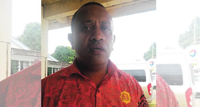 Lieutenant-Colonel Draunibaka To Lead Fijian Soldiers In Sinai