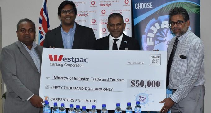 Top Companies Support Tourism Meet