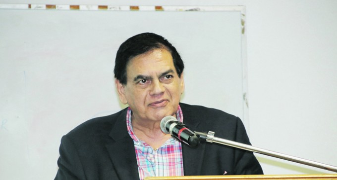 Professor Misir  Launches Book  About India  Indentured Women