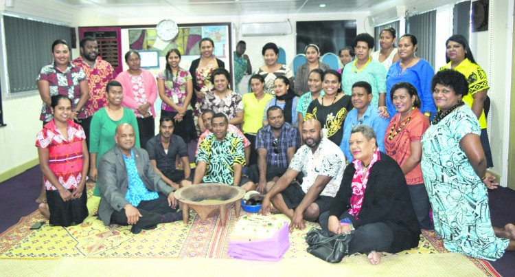 Female Staff, Mothers Honoured