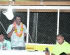 Bala Heralds Good News to Settlement