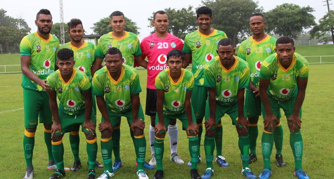 Nadi football team. Photo: Fiji FA.