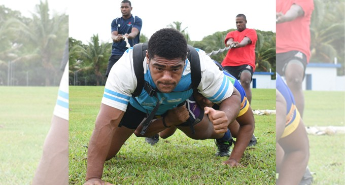 Skipper Cup: Rugby Giants Collide In Nausori