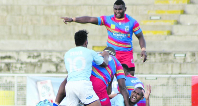 Kurisaru Seals Win For Suva