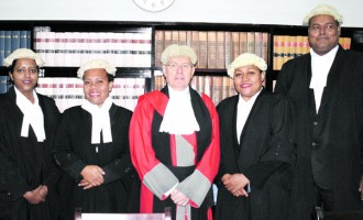 Lawyer Mum Juggled Family, Study Time