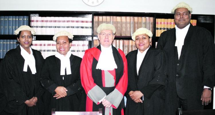 Lawyer Mum Juggled Family, Study Time
