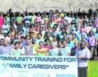 Ovalau Hosts First Family Caregivers Training For Lomaiviti Group
