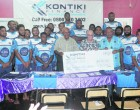 Kontiki Supports Rugby Club
