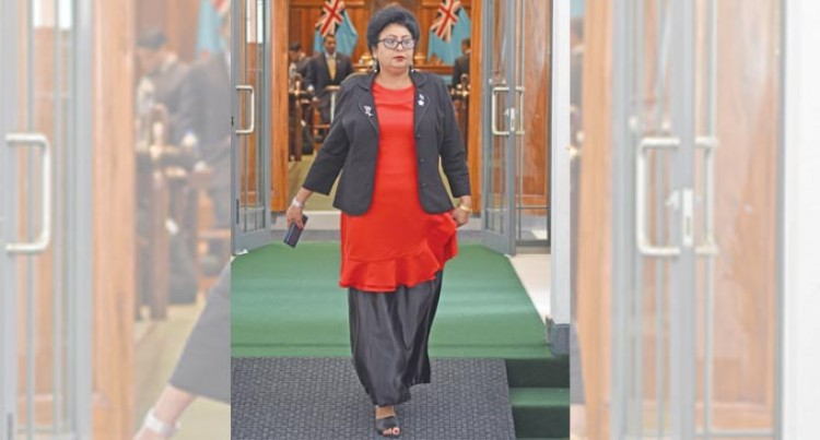 Veena is Fiji Sun's Choice