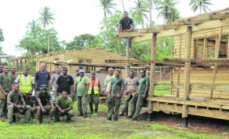 Works Ongoing By Engineers Despite Shortage Of Materials