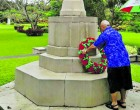 Ratu Inoke Pays Respect To Fijian Soldiers Buried In PNG